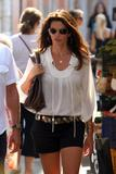Cindy Crawford | Candids on Vacation in Venice [Italy] | August 31 | 15 leggy pics