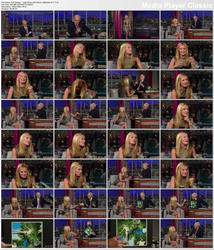 Cat Deeley ~ Late Show with David Letterman 8/2/11 (HDTV)