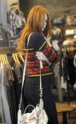Карен Гиллан, фото 106. Karen Gillan shopping in London MAR-6-2012, foto 106