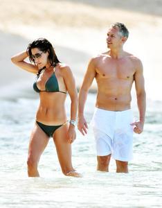 Bikini candids Danielle Lineker in Barbados | Fashion ...