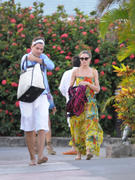 Olivia Palermo - out in Saint Barthelemy 02-01-2011