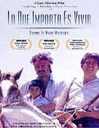 Cine Mexicano Del Galletas: Lo Que Importa Es Vivir[1987]Gonzalo Vega