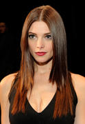 Эшли Грин, фото 4700. Ashley Greene - Donna Karan Fall 2012 fashion show in New York 02/13/12, foto 4700