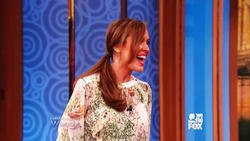 Allysa Milano - The Wendy Williams Show - June 5, 2013 (720p)